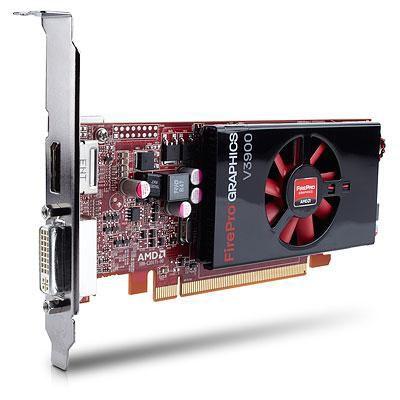 Видеокарта HP FirePro V3900,  A6R69AA,  1Гб, DDR3, Low Profile,  Ret