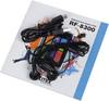 MP3 плеер RITMIX RF-8300 flash 4Гб черный [15116774] вид 5