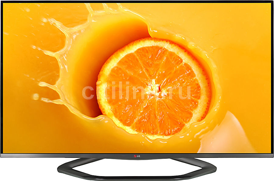 LED телевизор LG 55LA710V