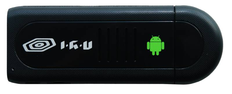 Приставка Смарт-ТВ IRU mini PC R7