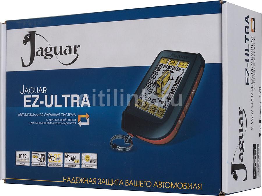 Автосигнализация JAGUAR EZ-ULTRA