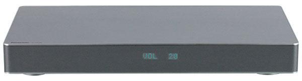 Звуковая панель Panasonic SC-HTE80EE-S 2.0 120Вт серебристый