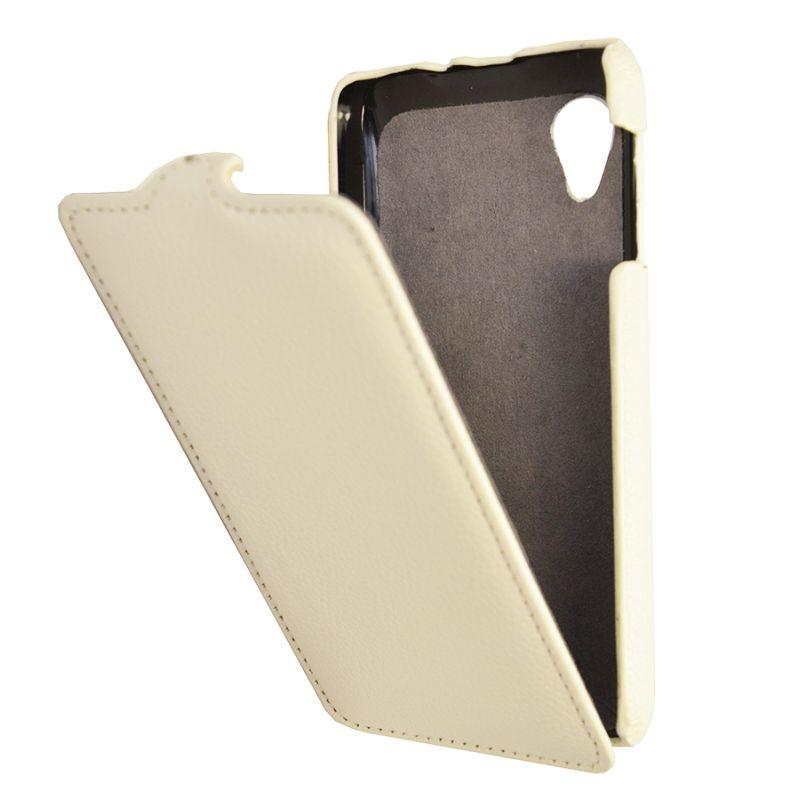 Чехол (флип-кейс) ARMOR-X flip full, для Lenovo P770, белый