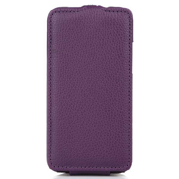 Чехол (флип-кейс) ARMOR-X flip full, для HTC Desire 300, пурпурный