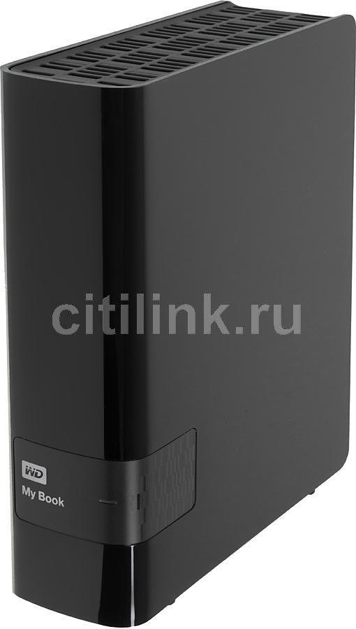 Внешний жесткий диск WD MyBook WDBCSV0020HBK-EEUE, 2Тб, черный