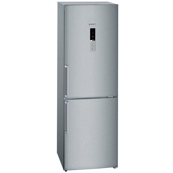 Холодильник BOSCH KGE36AI20R,  двухкамерный,  нержавеющая сталь
