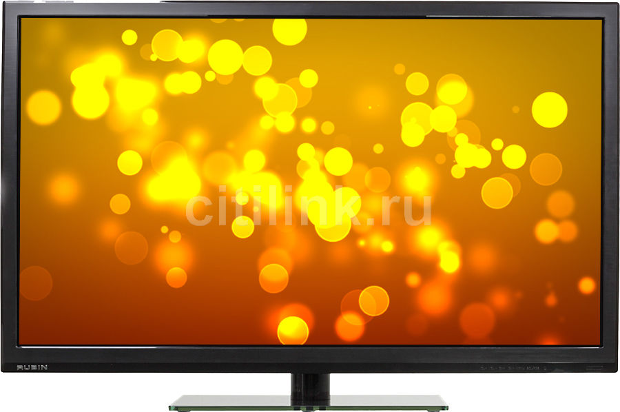 "LED телевизор RUBIN RB-39D3F  ""R"", 39"", FULL HD (1080p),  черный"