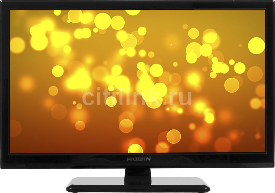 "LED телевизор RUBIN RB-22SE1F  ""R"", 22"", FULL HD (1080p),  черный"
