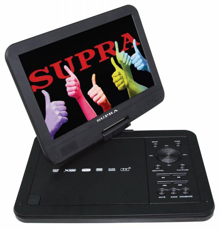Портативный плеер SUPRA SDTV-1025UT, 10