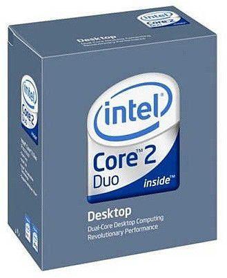 Процессор INTEL Core 2 Duo E4600, LGA 775 [bx80557e4600sla94]
