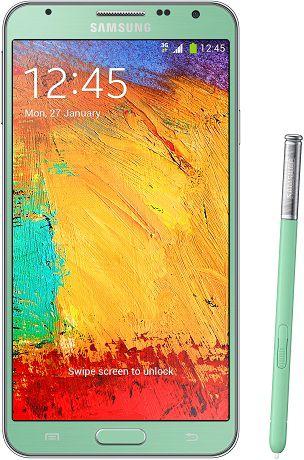Смартфон SAMSUNG Galaxy Note 3 Neo SM-N7505  зеленый