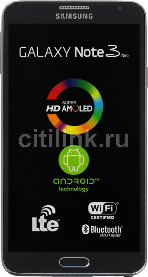 Смартфон SAMSUNG Galaxy Note 3 Neo SM-N7505  черный