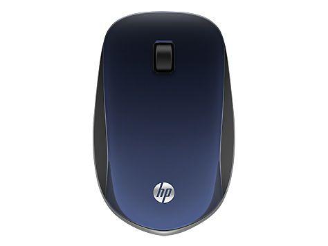 Мышь HP Z4000 оптическая беспроводная USB, синий [e8h25aa]