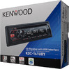 Автомагнитола KENWOOD KDC-161URY,  USB вид 6