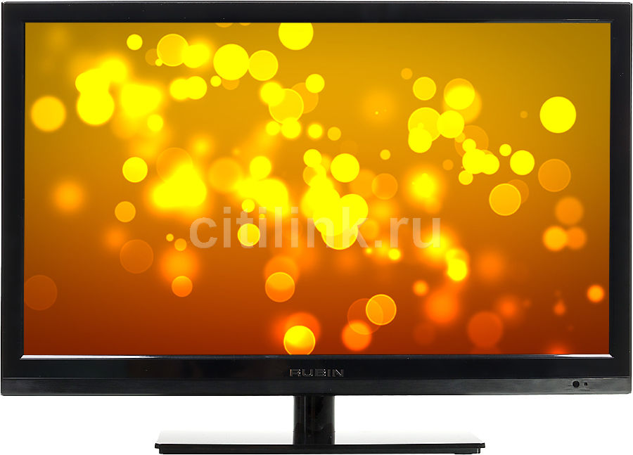 "LED телевизор RUBIN RB-22S5F  ""R"", 22"", FULL HD (1080p),  черный"