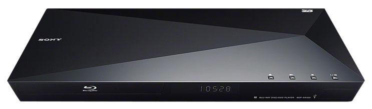Плеер Blu-ray SONY BDP-S4100B, черный