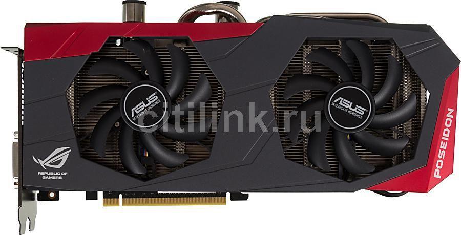 Видеокарта ASUS GeForce GTX 780,  POSEIDON-GTX780-P-3GD5,  3Гб, GDDR5, Ret