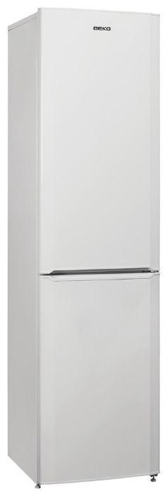 Холодильник BEKO CN 333100,  двухкамерный,  белый