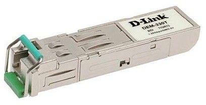 Трансивер D-Link DEM-330T 1port mini-GBIC 1000Base-LX SMF WDM SFP 10km