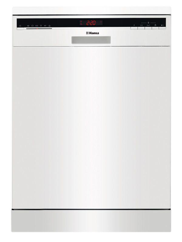 Посудомоечная машина HANSA ZWM 646 WEH,  полноразмерная, белая [zwm646weh]