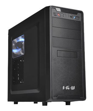 Компьютер  IRU Power 720,  Intel  Core i7  4770K,  16Гб, 2Тб,   - 3072 Мб,  DVD-RW,  CR,  Windows 8