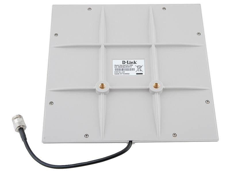 Антенна D-LINK ANT24-1400 направленная, однодиапазонная