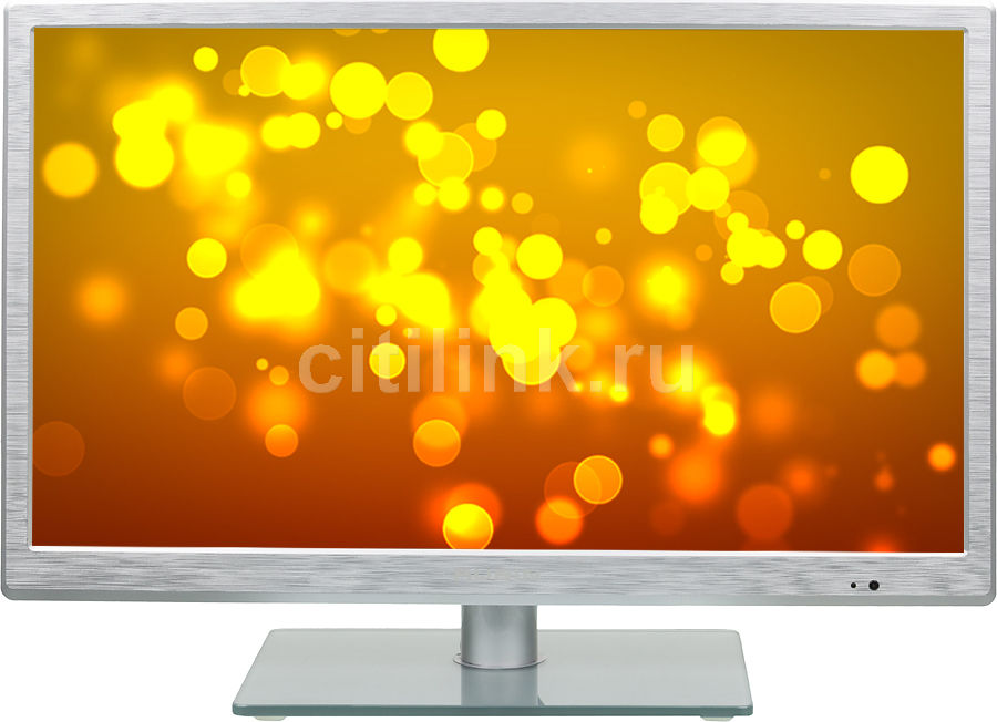 "LED телевизор RUBIN RB-22SE5FSR  ""R"", 22"", FULL HD (1080p),  серебристый"