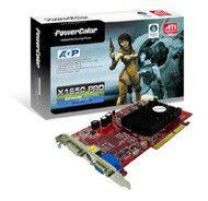 Видеокарта POWERCOLOR Radeon X1650,  256Мб, DDR2, oem