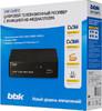 Ресивер DVB-T2 BBK SMP124HDT2,  темно-серый [(dvb-t2) dvb-t smp124hdt2 т-с] вид 8