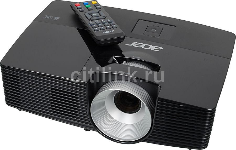 Проектор ACER X113 черный [mr.jh011.001]