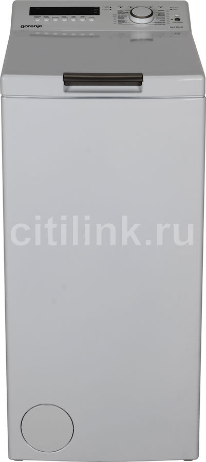 Стиральная машина GORENJE WT62113, вертикальная загрузка,  белый