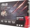 Видеокарта ASUS Radeon R7 260X,  R7260X-DC2OC-1GD5,  1Гб, GDDR5, OC,  Ret вид 7