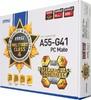 Материнская плата MSI A55-G41 PC MATE Socket FM2+, ATX, Ret вид 7