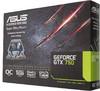 Видеокарта ASUS GeForce GTX 750,  GTX750-PHOC-1GD5,  1Гб, GDDR5, OC,  Ret вид 6