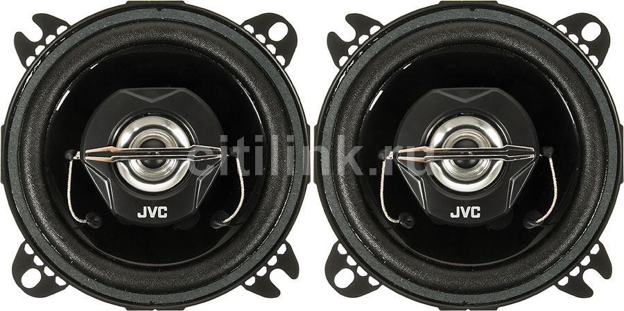 Колонки автомобильные JVC CS-J420X,  коаксиальные,  210Вт,  комплект 2 шт.