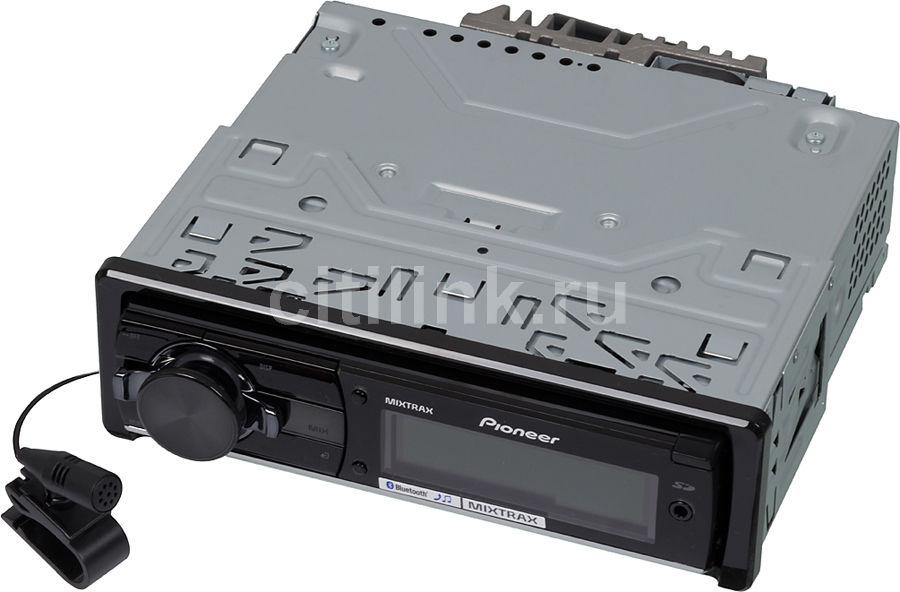 Автомагнитола PIONEER DEH-X9600BT,  USB,  SD