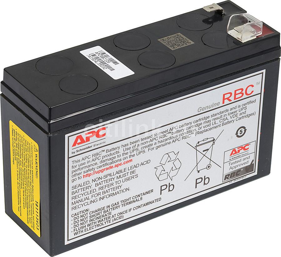 Батарея APC APCRBC106 Replacement Battery Cartridge 106