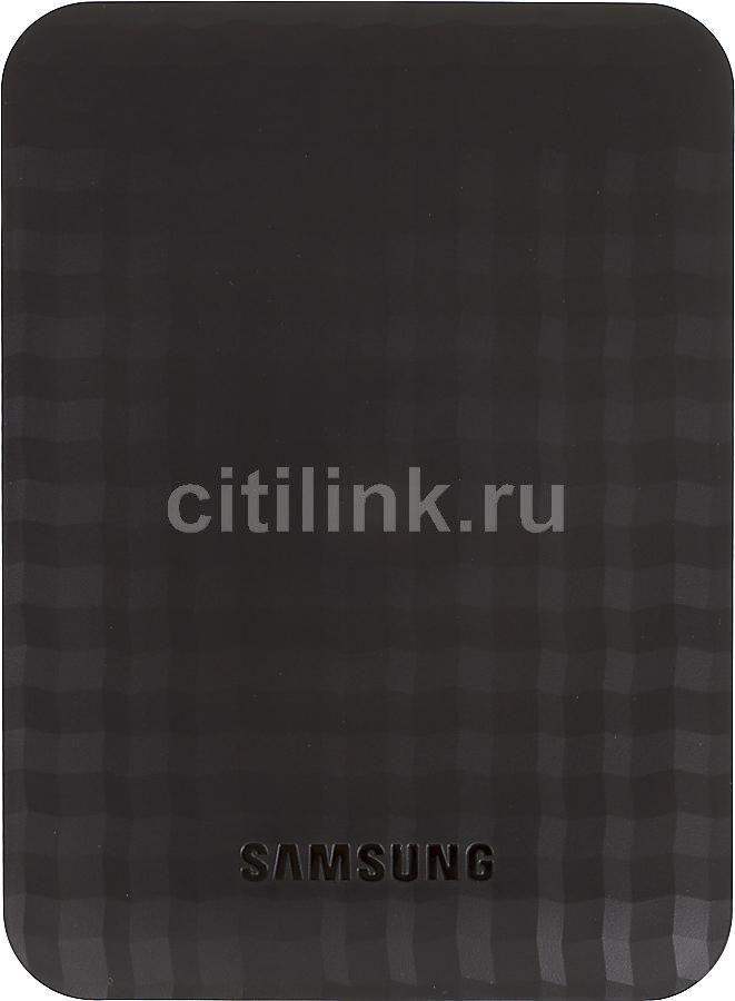 Внешний жесткий диск SEAGATE Samsung M3 Portable STSHX-M201TCB, 2Тб, черный