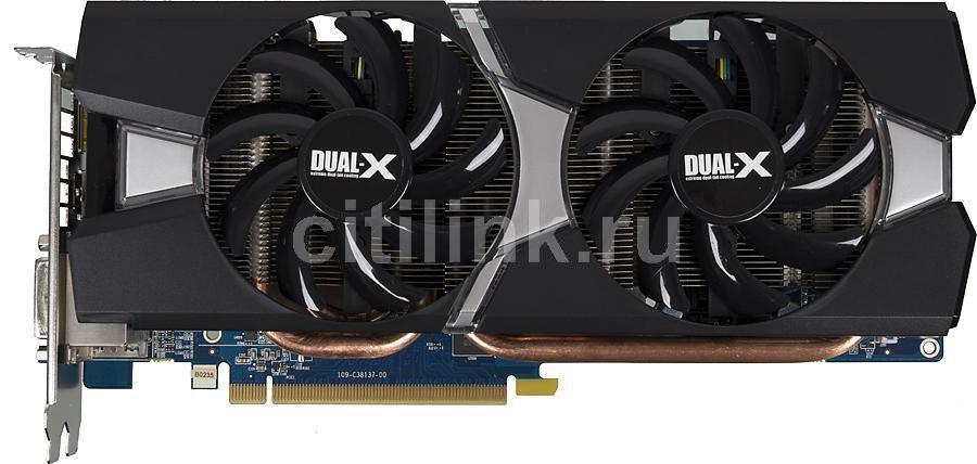 Видеокарта SAPPHIRE AMD  Radeon R9 280X ,  11221-00-20G,  3Гб, GDDR5, OC,  Ret