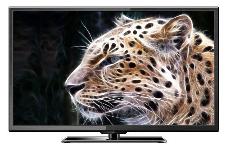 "LED телевизор IRBIS T32Q77HAL  ""R"", HD READY (720p),  черный"