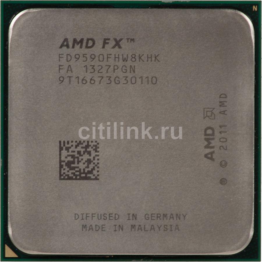 Процессор AMD FX 9590, SocketAM3+ OEM [fd9590fhw8khk]
