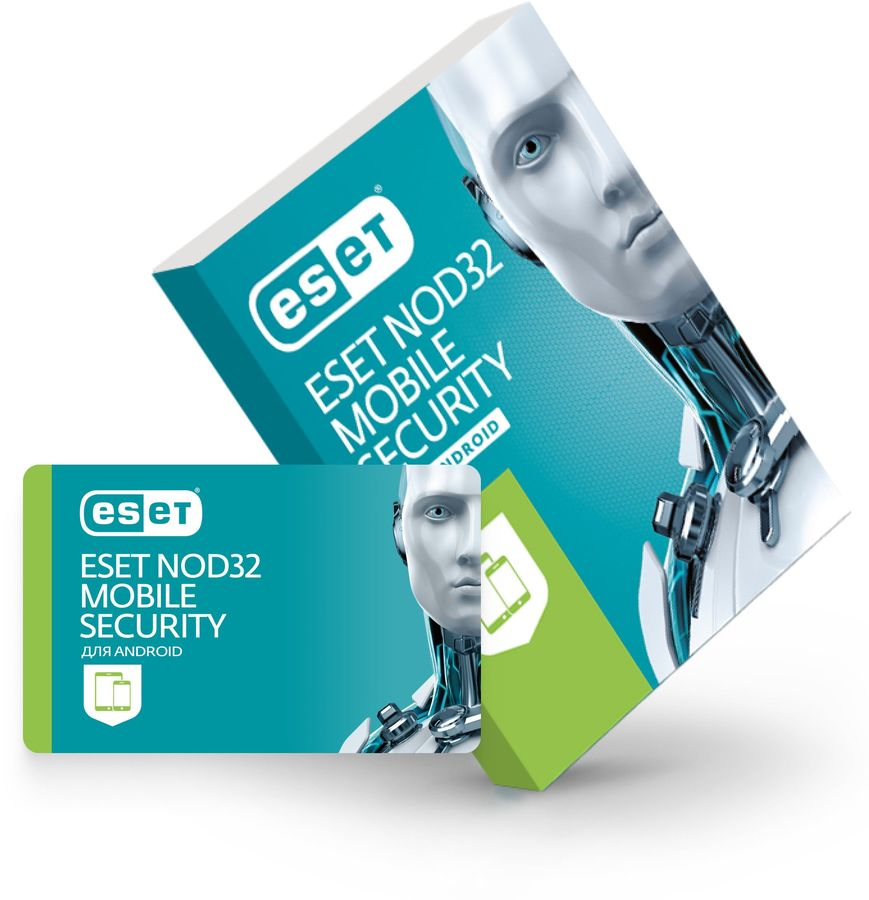 ПО Eset NOD32 NOD32 Mobile Security 3 устройства 1 год Base Card (NOD32-ENM2-NS(CARD)-1-1)Антивирусы<br><br>
