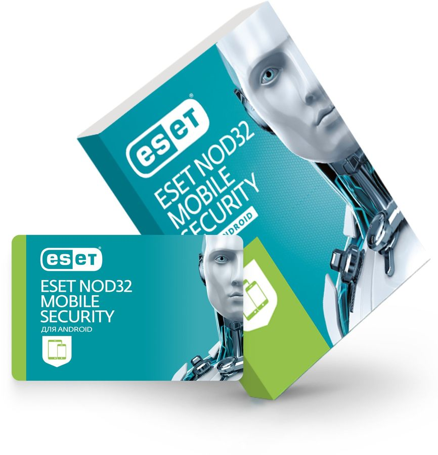 ПО Eset NOD32 NOD32 Mobile Security 3 устройства 1 год Base Box (NOD32-ENM2-NS(BOX)-1-1)Антивирусы<br><br>