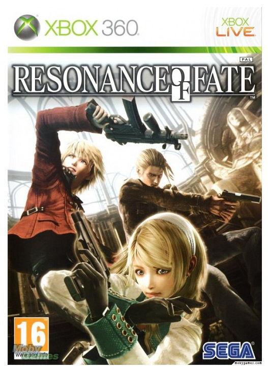 Игра MICROSOFT Resonance of Fate для  Xbox360 Eng
