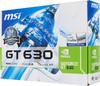 Видеокарта MSI GeForce GT 630,  2Гб, DDR3, Low Profile,  Ret [n630-2gd3/lp] вид 6