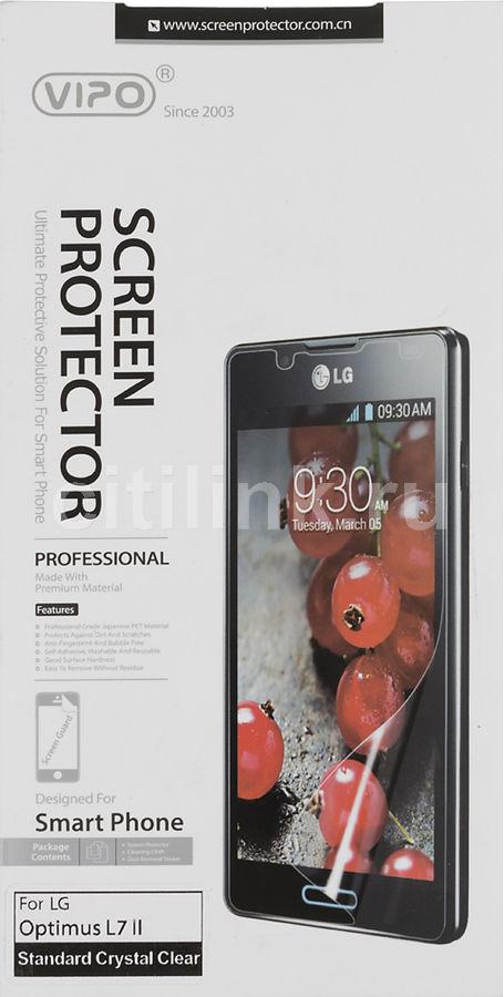 Защитная пленка VIPO для LG Optimus L7 II,  прозрачная, 1 шт