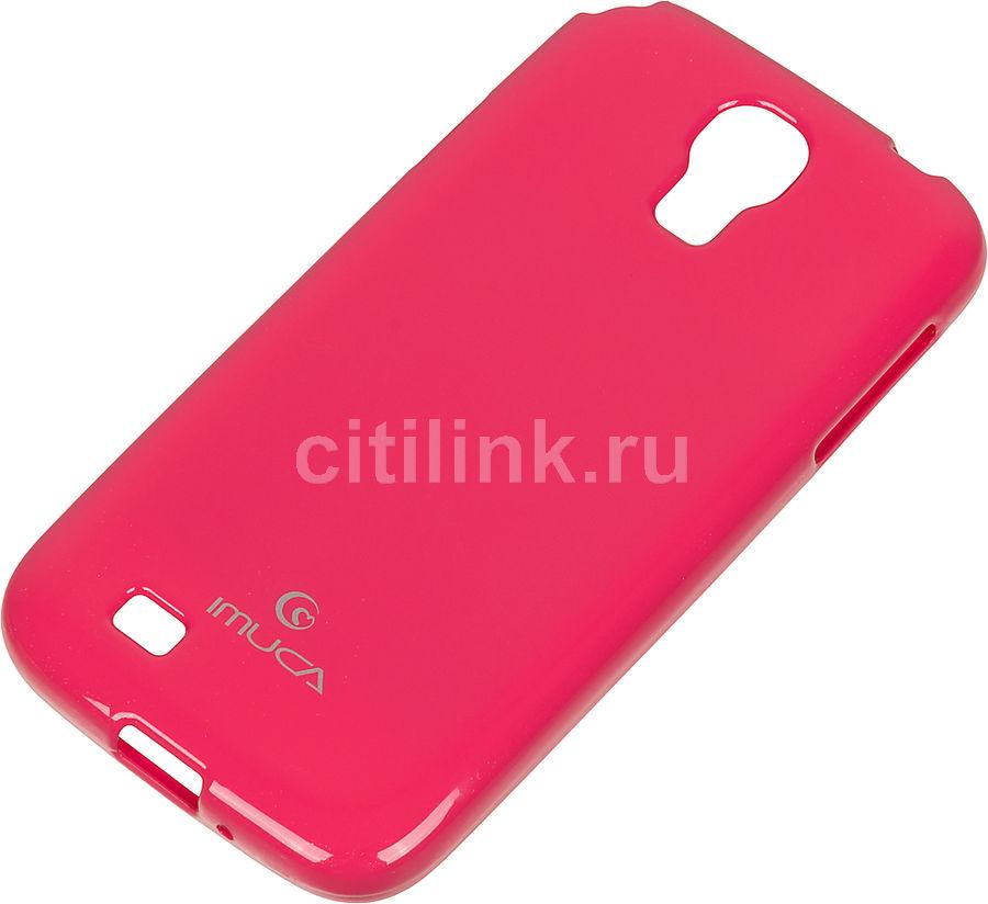 Чехол (клип-кейс)  Imuca, для Samsung Galaxy S4, розовый [gtsami9500-c]