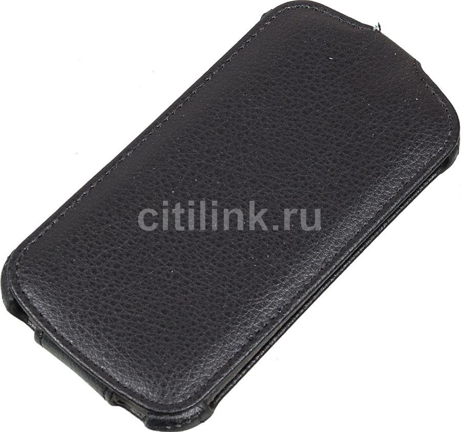 Чехол (флип-кейс)  iBox Premium, для Acer Liqiud E1 V360, черный