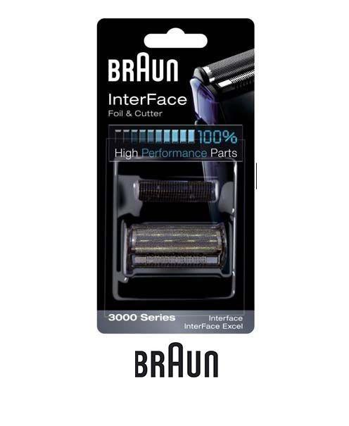 Сетка и режущий блок BRAUN InterFace 3000 [81266558]