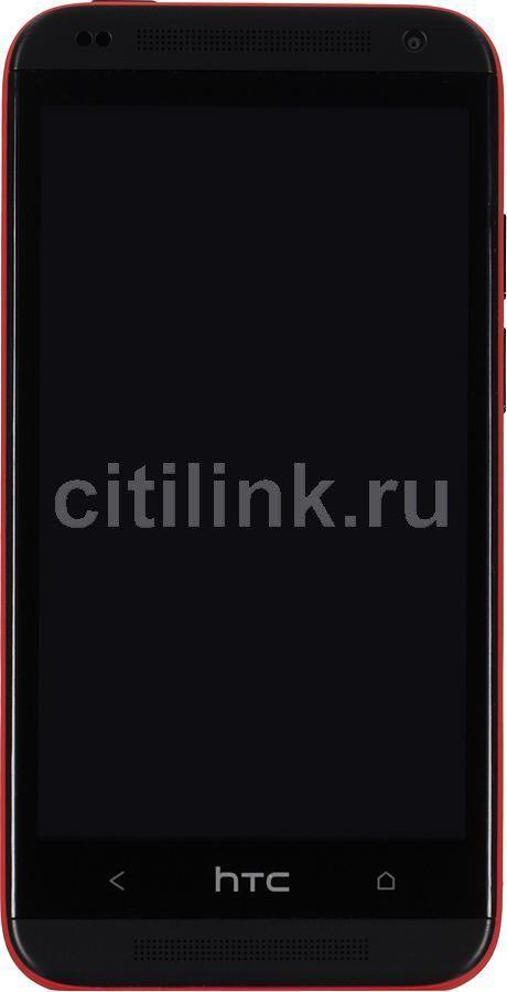 Смартфон HTC Desire 601 Dual Sim красный